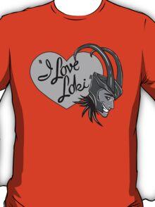 I Love Loki T-Shirt