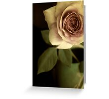 My World for a Moment Greeting Card