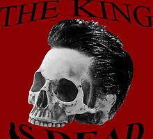 The King is Dead by VerriganHolmes