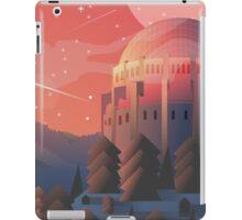 Star gazing in Hollywood iPad Case/Skin