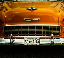 Orange Chevrolet by jscherr