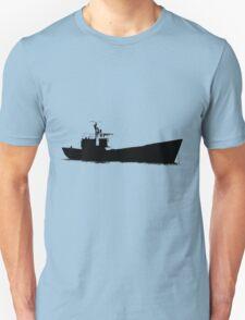 Forgotten Tug Unisex T-Shirt