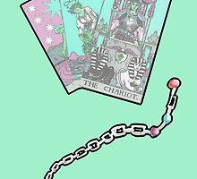 Tarot and Pendulum by AJWhereArtThou
