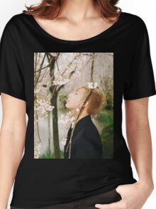 Rap Monster   Mood For Love Women's Relaxed Fit T-Shirt