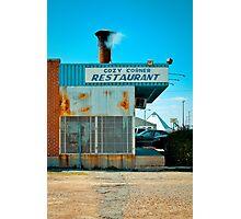 Cozy Corner - Memphis, Tennessee Photographic Print