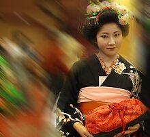 Maiko Nagoya by Sam Ryan