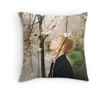 Rap Monster | Mood For Love Throw Pillow