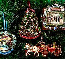 Christmas Politics by Debra Keirce