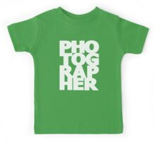 Gift For Photographer Kids Tee