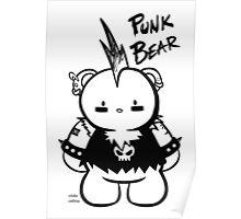 PUNK BEAR 2 Poster