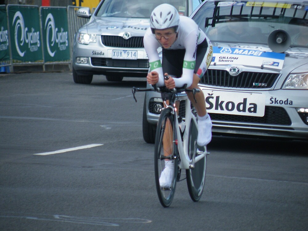 WORLD CYCLING CHAMPIONSHIPS 2010 by Pete Simpson