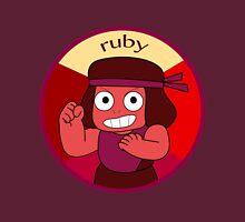 Eternal Flame Ruby Unisex T-Shirt