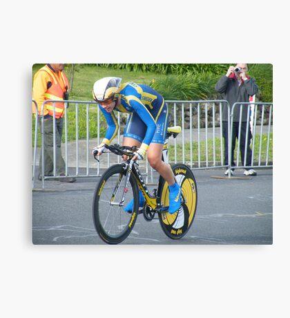 UCI WORLD CYCLING CHAMPIONSHIPS 2010 Canvas Print