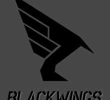 Blackwings Squadron Logo by Patrick King