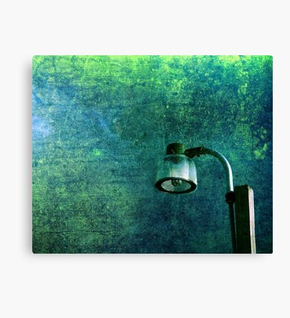 Street Light Canvas Print