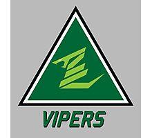 Viper Squadron Logo Photographic Print