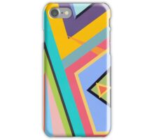 Color Static iPhone Case/Skin