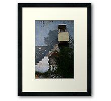 Stair Rot Framed Print
