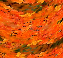 Autumn Whirlwind by Lisa G. Putman