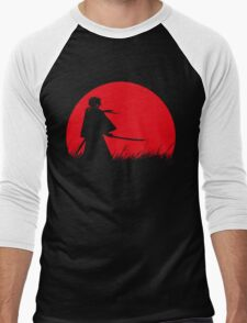 Samurai Men's Baseball ¾ T-Shirt