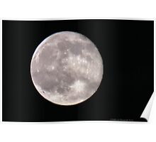 One Big Moon Poster