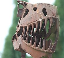 Scrap-metal-a-saurus by pallyduck