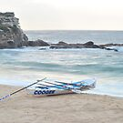 Coogee Surf Boat by Debbie Thatcher