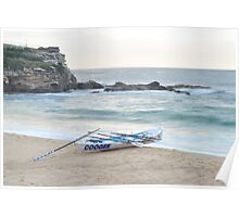 Coogee Surf Boat Poster