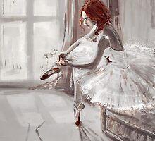 Ballerina by monikagross