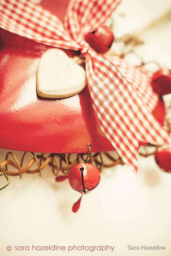Vintage Christmas by Sara Hazeldine
