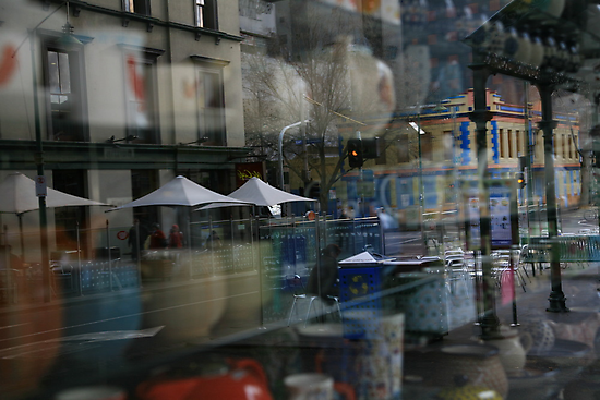 market window. melbourne - australia by tim buckley | bodhiimages