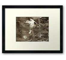 gentle breeze... Framed Print