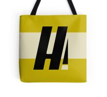 Hyperion Heroism Yellow Tote Bag