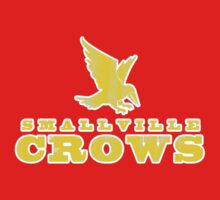 Smallville Crows by mr-tee