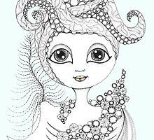 Calamari Queen by Danielle Reck