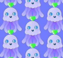 Blue Jelly by Shadowfudo