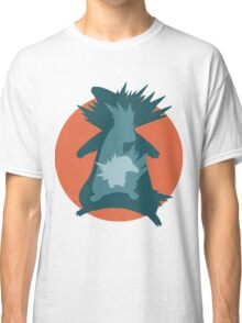 Cyndaquil - Quilava - Typhlosion Classic T-Shirt
