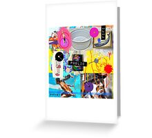 Breathe Easy live Greeting Card