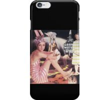 Thank You, Twiggy! iPhone Case/Skin