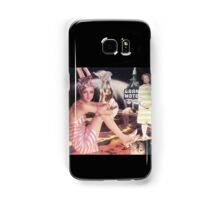 Thank You, Twiggy! Samsung Galaxy Case/Skin