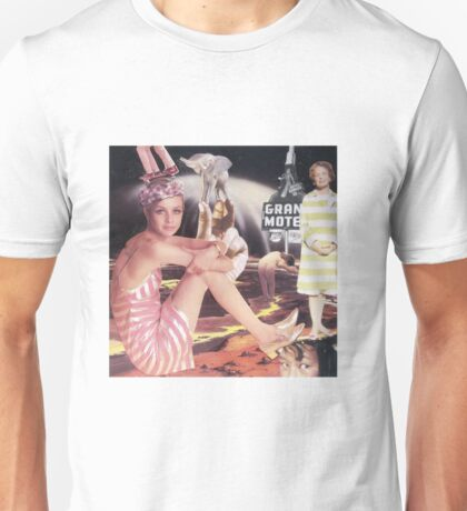 Thank You, Twiggy! Unisex T-Shirt