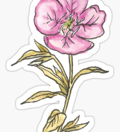 Primrose Sticker