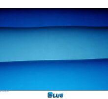 Blue Dominant by Enrico Martinuzzi