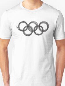 Burnout champion Unisex T-Shirt
