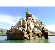 Darngku Rock, Geiki Gorge Photographic Print