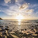 Noosa Heads Sunset by Dean Bailey