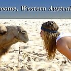 Broome, WA, Pucker Up by Julia Harwood