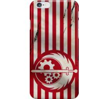 Fallout Brotherhood Of Steel Flag iPhone Case/Skin