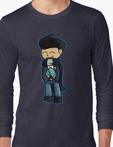 Winter Wilbur Long Sleeve T-Shirt