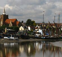 'Reflections', Maldon, Essex by wiggyofipswich